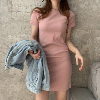 夜總會性感連衣裙氣質女神范直播衣服法式桔梗裙主播夜店女裝裙子-青木居家