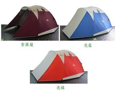 【露營趣】贈鋁箔墊防水地布 速可搭 挪威森林 5~6人270x270銀膠帳篷 露營帳篷 六人帳篷 家庭帳篷
