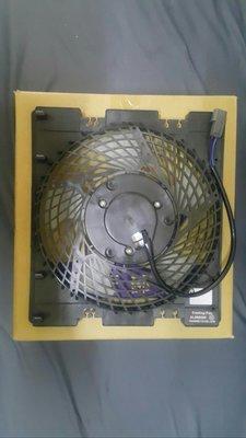 2007年後 堅達 冷氣散熱風扇含馬達 12V 正廠件 CW657935