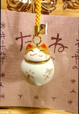 日本道樂堂貓舍本鋪貓咪手機吊飾:日本 貓舍本鋪 道樂堂 貓咪 陶瓷 吊飾 手機鏈 3C周邊 設計 收藏 禮品