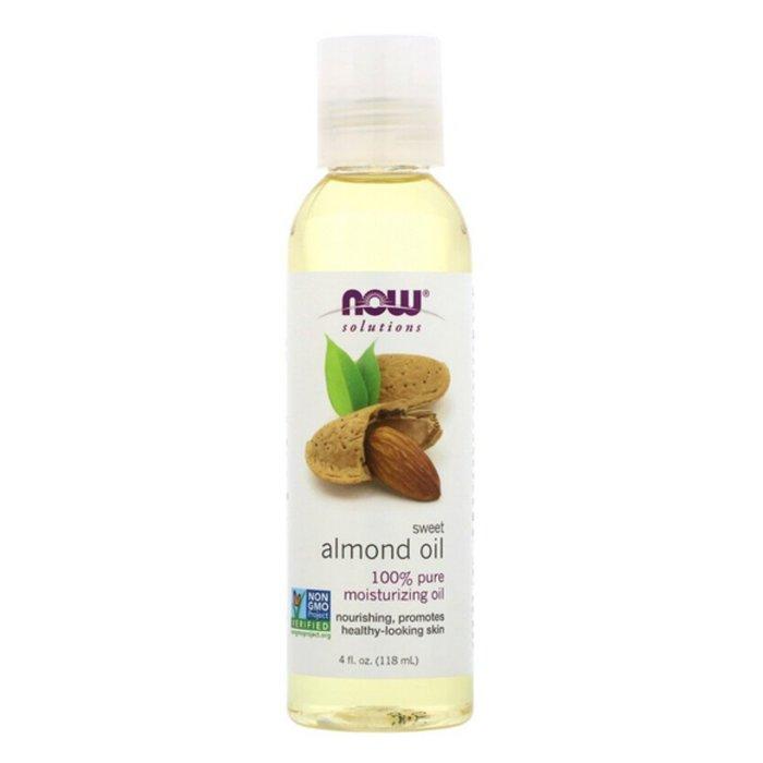 【Now Foods】118ml  甜杏仁油 almond oil | 預購