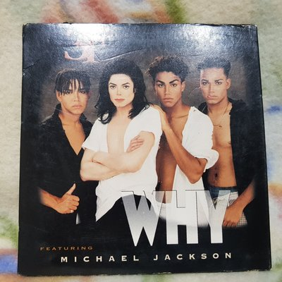 3T WHY (Featuring 麥可傑克森Michael Jackson)