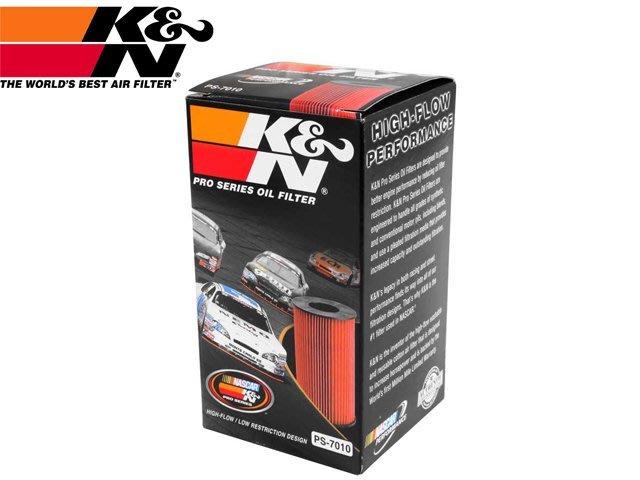 ~Power Parts~K  N 高流量機油芯 PS~7010 AUDI VW SKOD