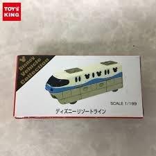 全新Tomica米奇高鐵車頭(東京迪士尼限定)