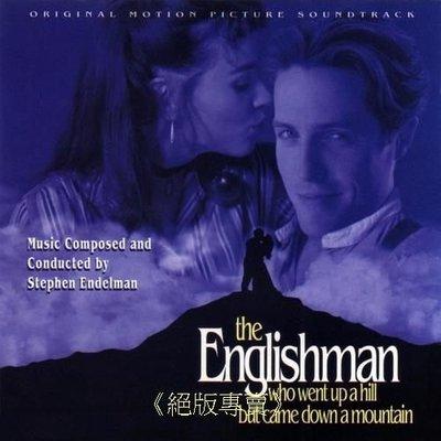 《絕版專賣》山丘上的情人 / The Englishman Who Went Up A Hill 電影原聲帶 (美版)