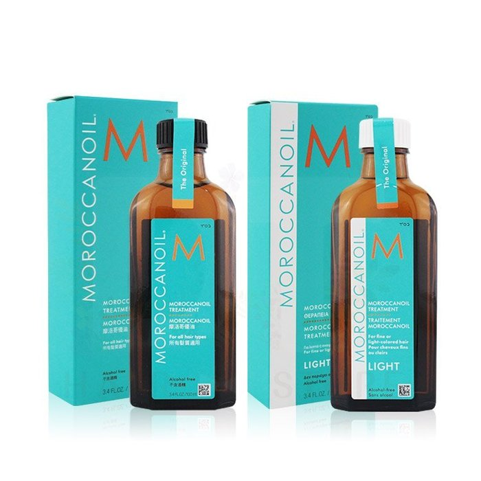 【DT髮品】MOROCCANOIL 摩洛哥優油 所有髮質適用 100ml 護髮 髮油【2208008】