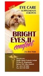 Bright Eyes || 睛亮 滴劑 5ml *2瓶  晴亮 ( 歐可明 ) 眼睛保養