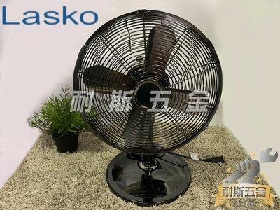 【耐斯五金】『免運』Lasko AirTimes II 泰晤士二代 工業風 復古12吋電風扇 立扇 VT4A-30CR