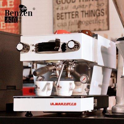 咖啡機la marzocco linea mini意大利進口半自動咖啡機商用單頭意式辣媽磨豆機