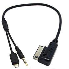 ☆╮【賓士 A250 C200 CAL250  E200 E300 GLE iphone ipad專用音源線】╭☆