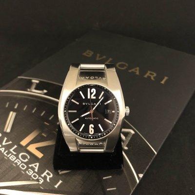 《三福堂國際珠寶名品1168》Bvlgari Ergon 40MM男錶 EG40S AT