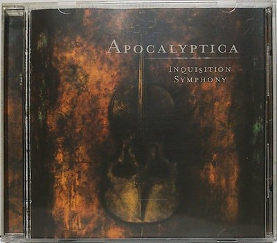 Apocalyptica - Inquisition Symphony 二手歐版