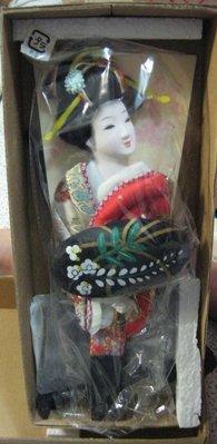 全新日本藝技娃娃附盒適送禮