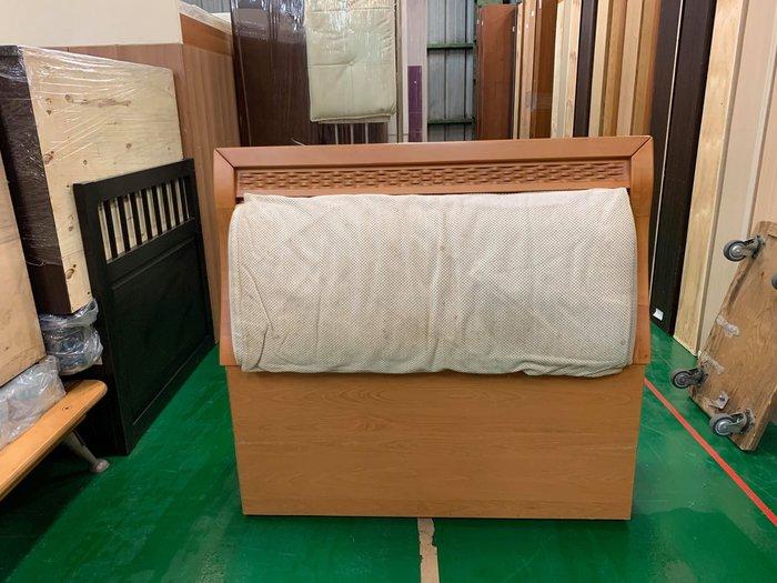 宏品二手傢俱館 台中全新中古家具家電拍賣 B11450*木紋單人床頭櫃 收納櫃 衣櫃*2手臥室家具 床組 床墊 化妝桌椅