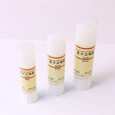 Glue簡約風格透明無毒口紅膠 (8g)【JC3984】《Jami》