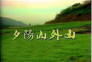 【夕陽山外山】張晨光 宋岡陵 張佩華 完整16碟DVD