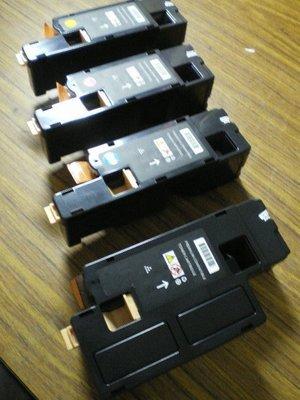 FUJI XEROX CP115 116 225 CM115 225 w 機器效果變淡專用保養型碳匣(四色)