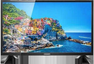 CHIMEI 奇美 24吋 LED 液晶 顯示器 + 視訊盒 TL-24A600 自取$5000 台中市