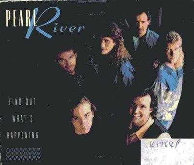 *真音樂* PEARL RIVER / FIND OUT WHAT'S HAPPENING 二手 K17649