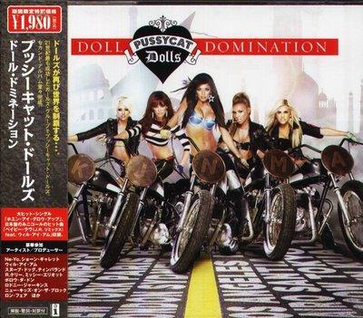 K - The Pussycat Dolls - Doll Domination - 日版 +3BONUS - NEW