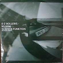 [狗肉貓]_ E-Z Rollers_RS2000 / Science Funktion_ LP