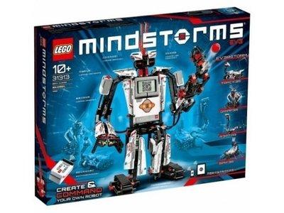 樂高積木 LEGO 第三代機器人 MINDSTORMS 31313 EV3