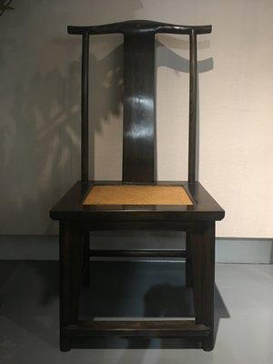 【一(藝)窩】近代 清品燈掛椅~榆木~
