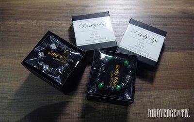 BIRDYEDGE 限量 水晶爆裂 綠色孔雀 手環 石珠 兩款 另售一套