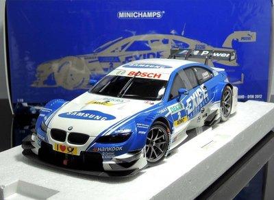 【M.A.S.H】現貨瘋狂價 Minichamps 1/ 18 BMW M3 No.2,  DTM 2012 桃園市