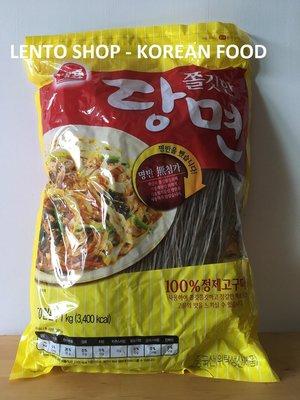 LENTO SHOP - 韓國SAJO 思潮 海牌  冬粉條  1Kg  雜菜/涼拌冬粉/冬粉湯/乾冬粉