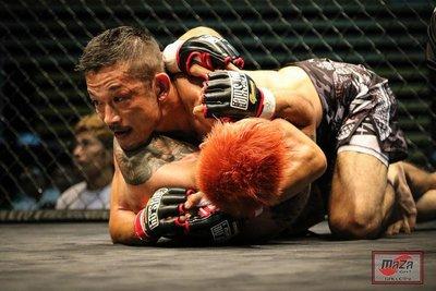 Ho-Stile MMA拳套-GRACHAN比賽用-XL