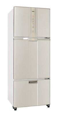 【可可電器】SAMPO 聲寶 460L 變頻一級節能三門冰箱 SR-N46DV / SRN46DV《來電享優惠》