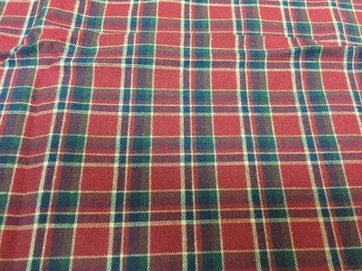 【傑美屋-縫紉之家】日本原裝進口棉布~格子布#L55609拼布配色好幫手#60*55CM