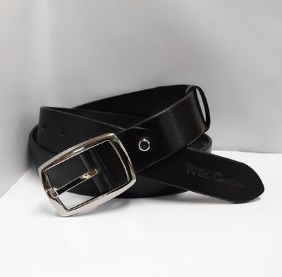 新掀貨牛仔服飾-W218-Wid Gattle真皮皮帶(100%義大利純牛皮)