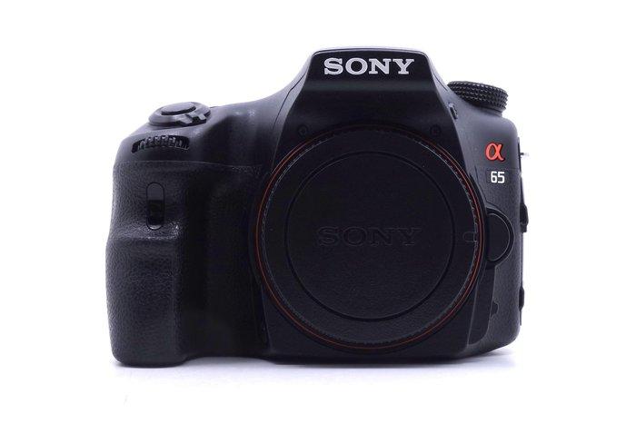 【台中青蘋果】Sony A65 單機身 SLT-A65V 二手 單眼相機 #18097