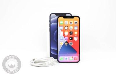 【台南橙市3C】Apple IPHONE12 128G 128GB 黑 IOS14.4.2 電池100% #63475