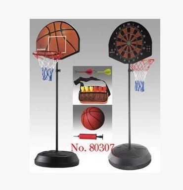 【兒童籃球架-板38*48-框28-底...