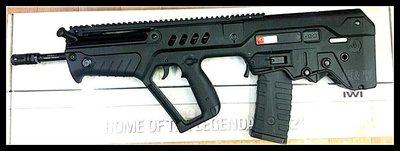 【原型軍品】全新 II KSC/KWA UMAREX IWI TAVOR TAR-21 授權刻字 瓦斯槍