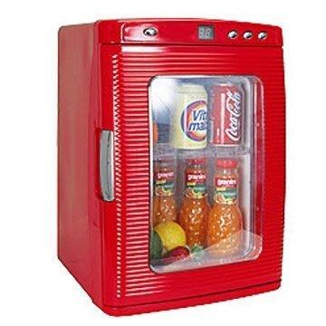 可利亞 冷熱冰箱/迷你 行動 小冰箱 紅 (CLT-25L)