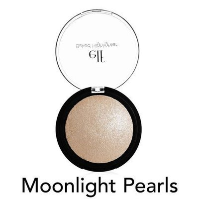 【愛來客 】美國elf E.L.F Baked Highlighter 烘培高光打亮餅 Moonlight