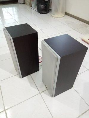 禾聯三音路三單體立體重低音喇叭含木質音箱一組