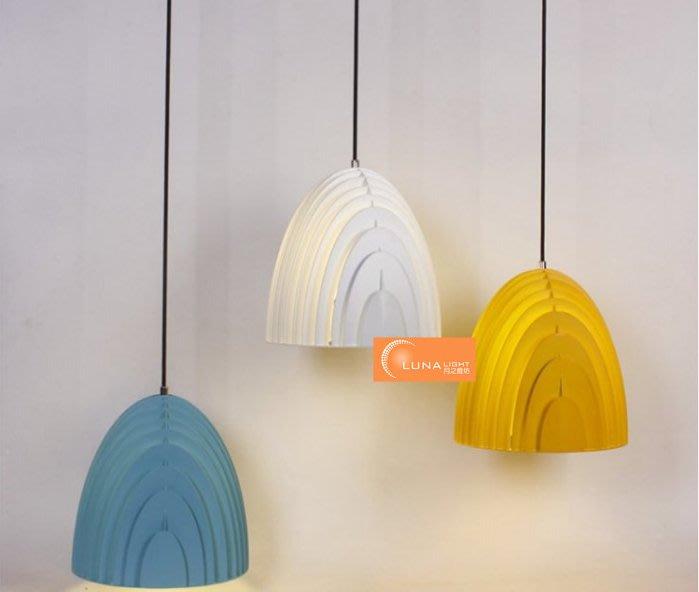 【LUNA LIGHT 月之燈坊】北歐簡約工業風幾何餐廳吊燈吧檯燈(P-518),另有LOFT工業吊燈設計師的燈
