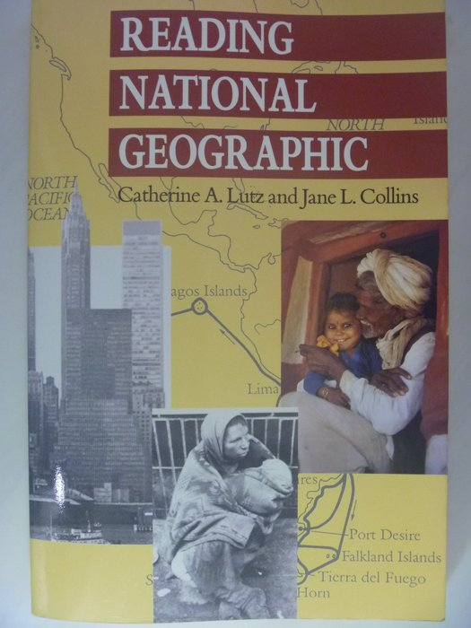 【月界二手書店】Reading National Geographic_Lutz_原價1350 〖地理〗AFD