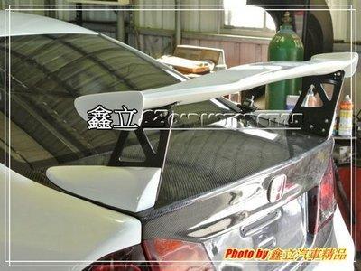 ※ 鑫立汽車精品 ※ CIVIC8 喜美八代 CIVIC 8 06-11年 TR TR-M 高腳 尾翼 大尾翼 素材