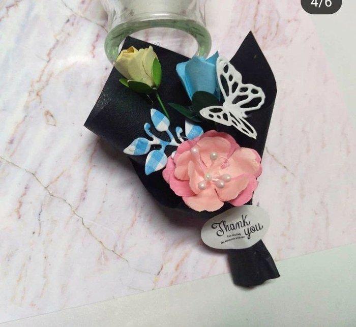 一番街手作設計家**手作花束,拍照小物,生日禮物,情人節禮物,手作卡片,單束價。