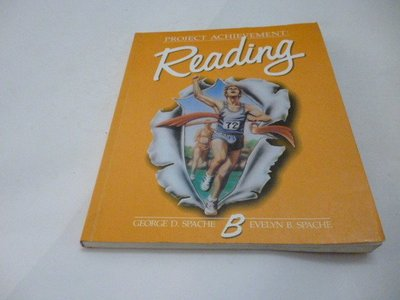《Project Achievement :Reading B》ISBN:0590347195│書林出版有限公司