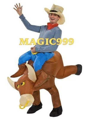 MAGIC 999 整人玩具~派對 舞會 特殊妝扮 搞笑 鬥牛 戰鬥 騎士 胖嘟嘟 充氣