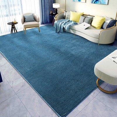 新品上架地毯臥室客廳超柔可睡可坐沙發茶幾房間滿鋪長毛絨床邊毯加厚地墊