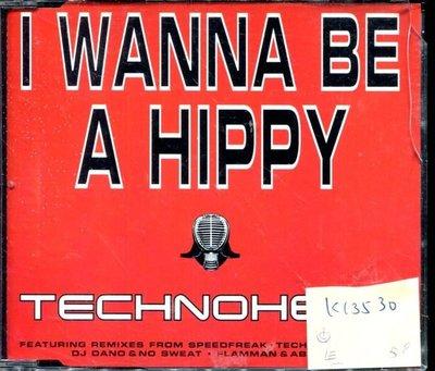 *真音樂* TECHNOHEAD / I WANNA BE A HIPPY 二手 K13530