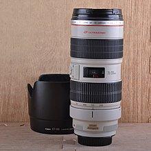 【台中品光攝影】CANON EF 70-200mm F2.8 L 小白 IS USM  望遠 FB#52009